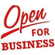 #Open4BizSA