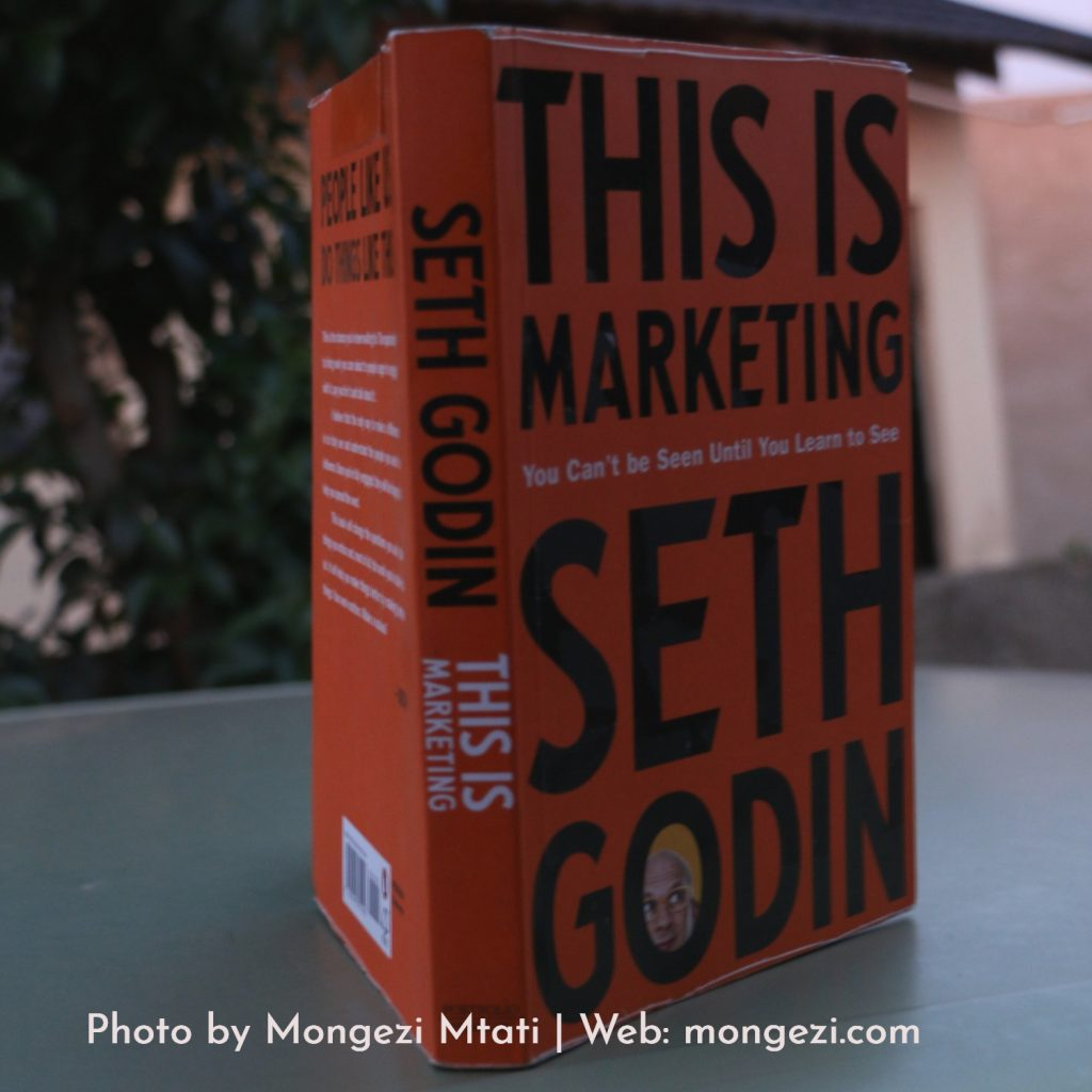 This Is Marketing - a book by Seth Godin