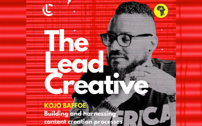 Kojo Baffoe talks about building and harnessing content creation processes